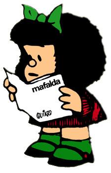 También con Mafalda
